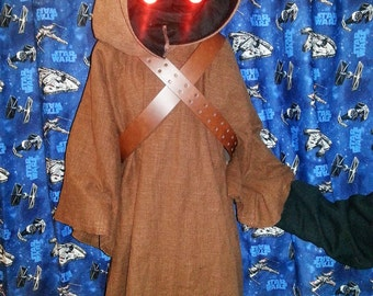 Star Wars Jawa costume child's 4T