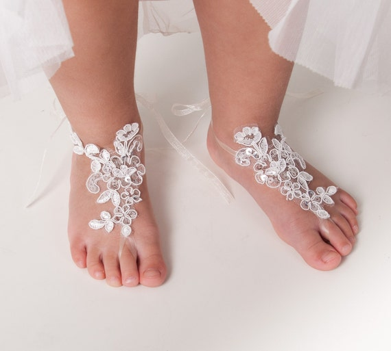 How To Make Your Own Beach Wedding Shoes