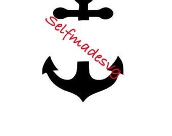 split anchor svg
