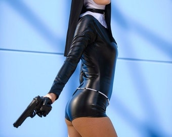 Hitman Heather MCarthy cosplay