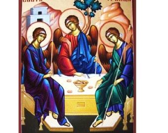 Icon 'Holy Trinity'