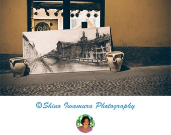 Europe Photography Europe Travel Italy Photography Milan, Rustic Art Wall Art Decor