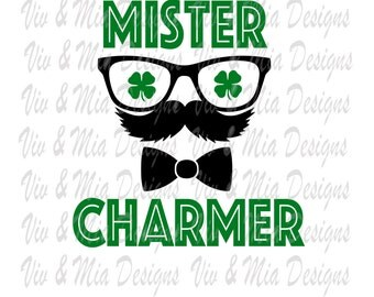 St.Patricks Day Charmer svg