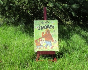 Sing With Smokey - A Conservation Song Book