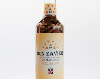 Don Zavier Mamajuana 750 mL (Cinnamon)