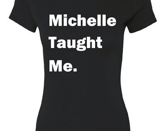 Michelle Obama/First Lady/Flotus T-shirt