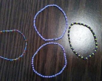 New Handmade Stack Bracelets