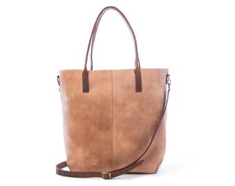 Leather Tote Bag, Women Bag, Medium Tote, Leather Tote Handbag