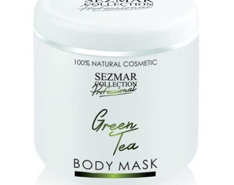 Face&Body mask Green tea 500ml