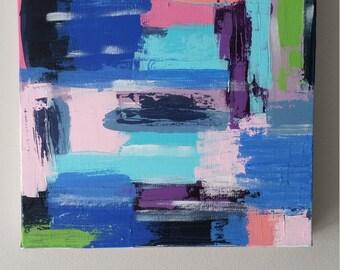 """12x12"""" canvas art"""