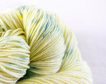Daffydowndilly - Nuthatch - 75/25 superwash merino/ nylon sock yarn