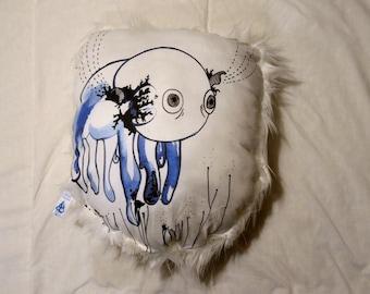 Creature Pillow D