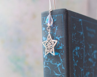 Throne of Glass Bookmark Silver Rattle the Stars - Bookish Gift - Book Lover Gift