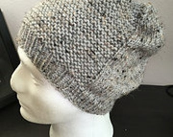 Knitted Hat - Adult M/L
