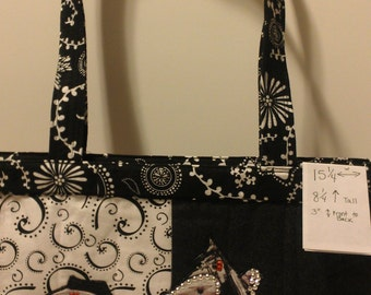 Bags made to order from your Harley Tshirt