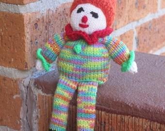 amigurumi /soft toy (snowman)