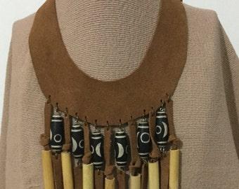 Boho inspired necklace