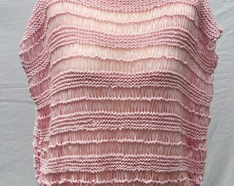 "cool ""square top Bree"" handmade by Stilista Karlotta"