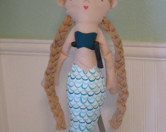 Andrina Mermaid Doll