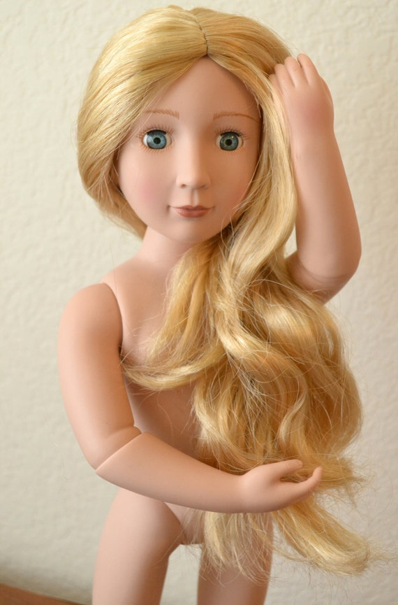 A Girl For All Time Doll Amelia Blonde 16 Inch Poseable