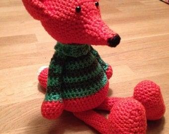 """Crochet amigurumi """"VLADIMIR DE VOS"""""""