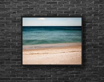 Sea Photography - Sea Photo Print - Beach Photo - Seascape Photo - Nature Photo Print - Sea Wall Art - Sea Wall Decor - Sea Home Decor