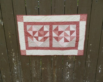Pink Heart Wall Hanging