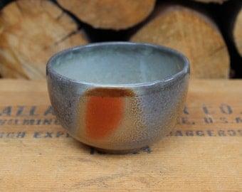 Tea Bowl—Wood Soda Fired #4