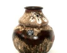 Ruscha Art Pottery Vase 827