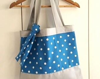 Joelle craft cotton shopper Bag