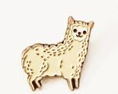 Kawaii Alpaca Pin Llama Pin Alpaca Enamel Pin Llama Enamel Pin Llama gifts Alpaca Jewelry Kawaii Llama Kawaii Jewelry