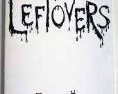 Leftovers, horror comic by Johanna Öst (English version of Rester)