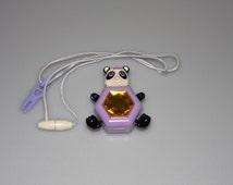 Galoob Sweet Secrets Panda Complete Locket Vintage 1984