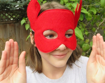 Crab Mask - Lobster Mask - Under the Sea Costume - Beach Themed Party - Halloween