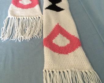 Pokemon Klefki-inspired scarf