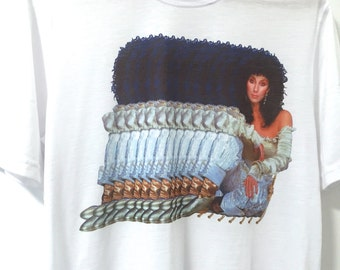 Cher Collage 2 T-Shirt