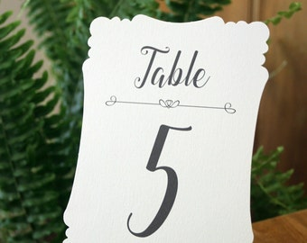Table Numbers, Modern Script, Wedding Reception Signs, Seating Assignments, Table Cards, Guest Seating, Weddings