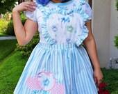 Hello Kitty blouse fairy kei sweet lolita pastel size medium M