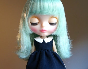 wednesday i don't care about you sleeveless dress for blythe