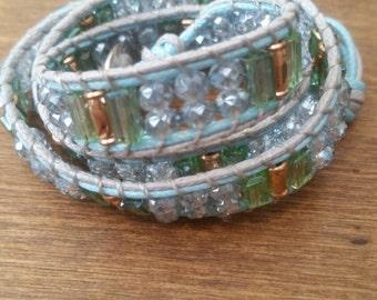 Wrap Crystal Bracelets
