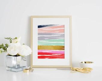 Abstract Art Print, Modern Wall Art, Minimalist Art, Modern Art Abstract, Digital Art, Modern Minimalist Art,