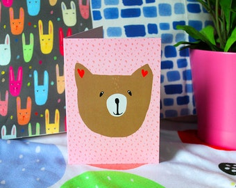 BEAR card cc159