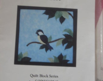 Chickadee, Pieces of Maine, by SCdesigns, 1999