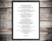 Max Erhmann Printable Poem 'Desiderata' Instant Download Wisdom Poster Graduation Gift Child of the Universe Inspirational Poem Life Quote