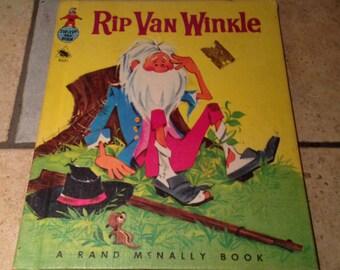 1961 Rip Van Winkle Tip-Top Elf Book