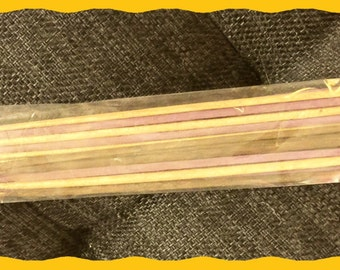 Assorted Scents Non-Toxic incense wands, made in the USA! Eye Of The Day Brand