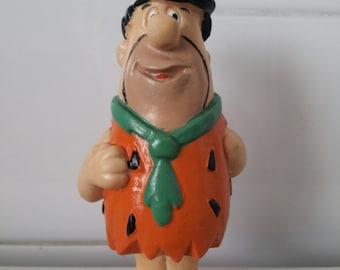 Vintage Hanna Barbera 1980 FRED FLINTSTONE Figure/ Doll