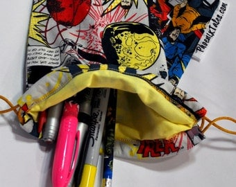 Star Trek Drawstring Pouch or Dice Bag
