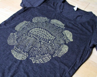 Hedgehog Tee - Womens