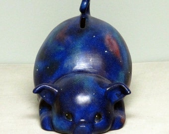 Galaxy Ceramic Piggy Bank - Custom Piggy Bank